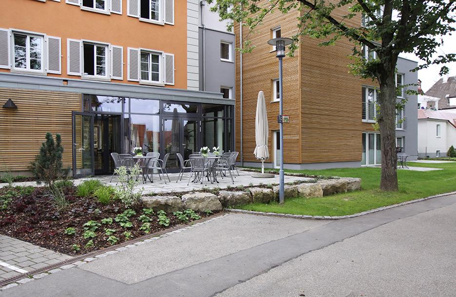 Alten- und Pflegeheim St. Anna, Ellwangen