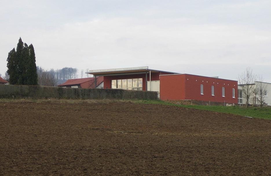 Aussegnungshalle Westhausen