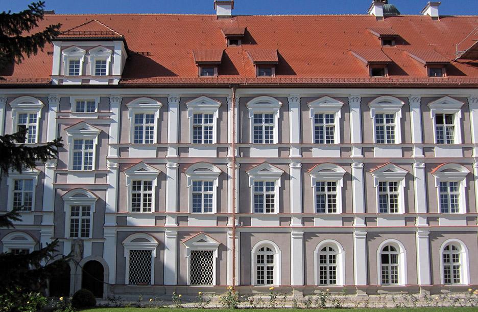 Benediktinerabtei Kloster Neresheim