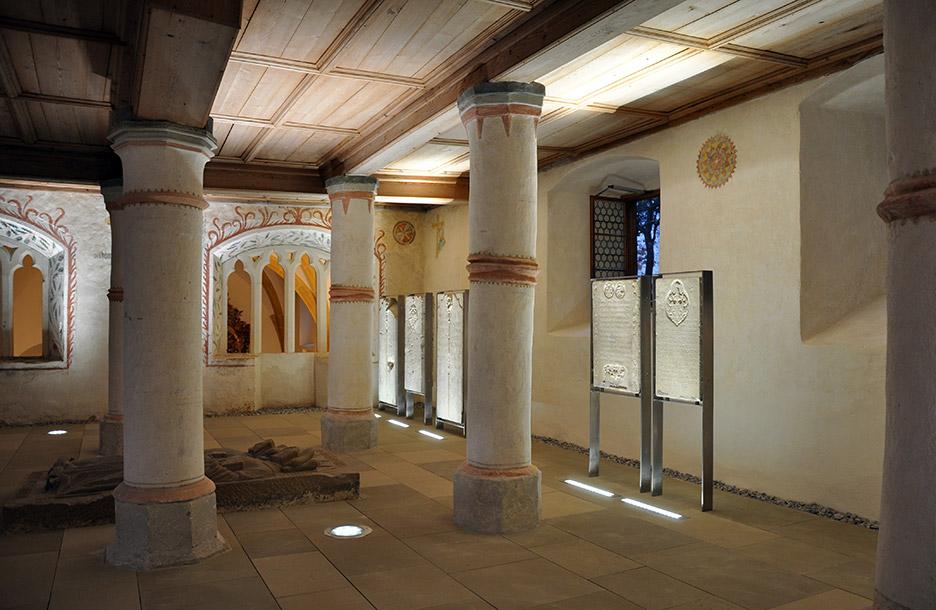 Gesamtanlage Kloster Kirchheim, Nonnenchor
