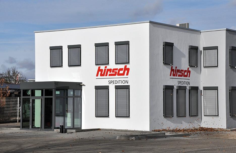 Spedition Hirsch GmbH, Ellwangen