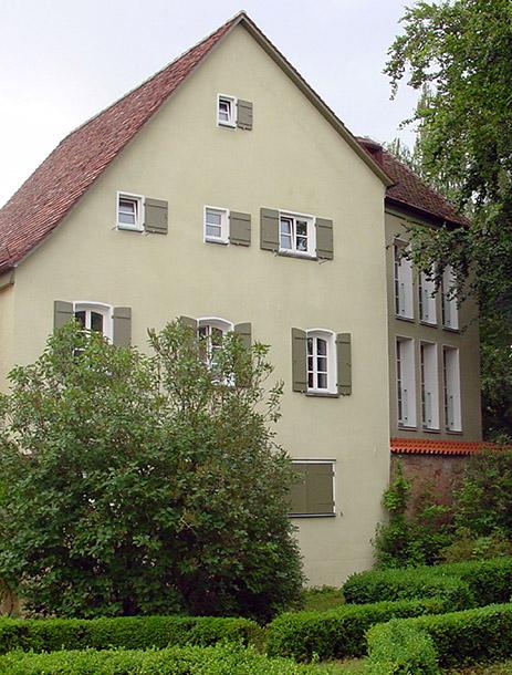 Wohnhaus, Ellwangen