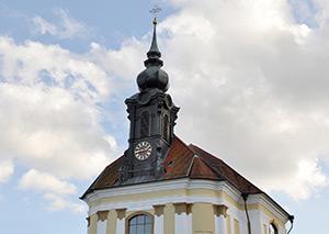 Wallfahrtskirche Unserer lieben Frau vom Roggenacker, Flochberg