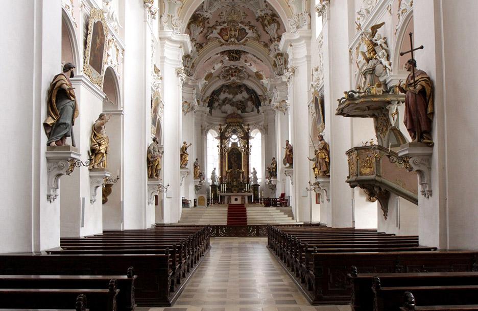 Basilika St. Vitus, Ellwangen
