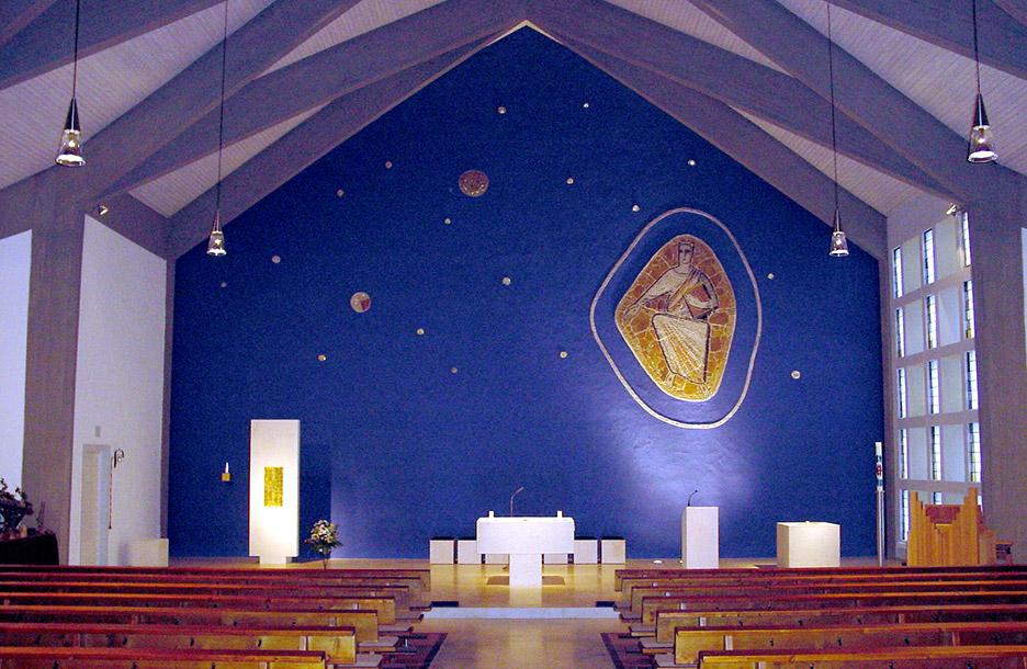 Christus König, Schwäbisch Hall
