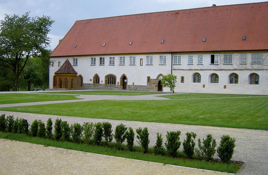 Gesamtanlage Kloster Kirchheim, Konvent