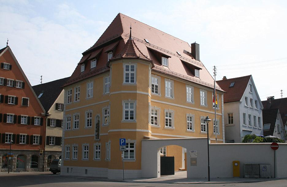 Geschäftshaus, Ellwangen
