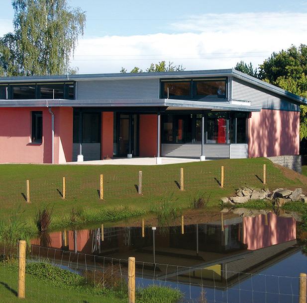 Hariolf Gymnasium, Ellwangen - Neubau IZBB AG mit Wolfgang Helmle