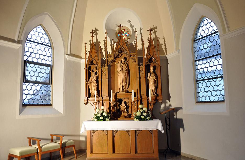 Kapelle Hl. Josef, Attenhofen