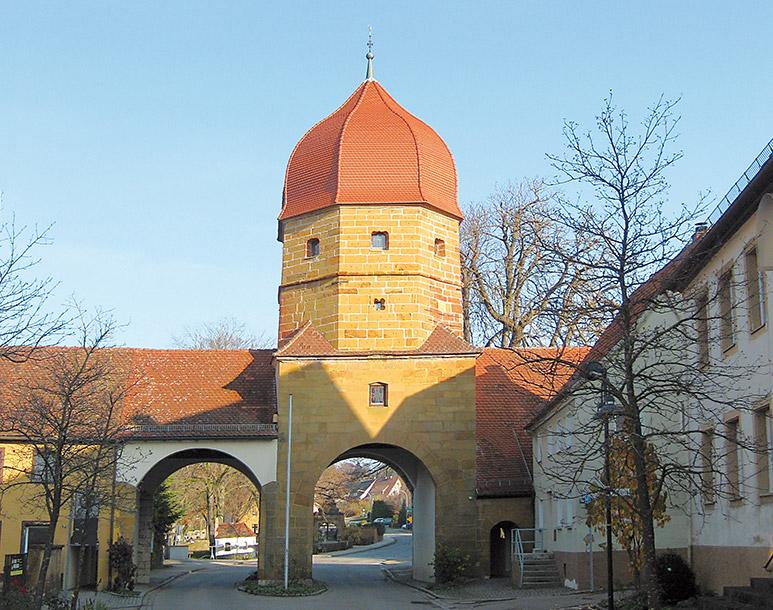 Pfarrkirche St. Petrus und Paulus, Lauchheim