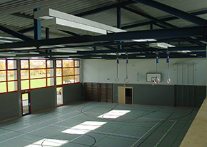 Turnhalle Tannhausen